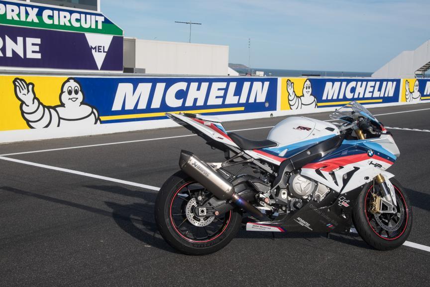 BMW - Michelin