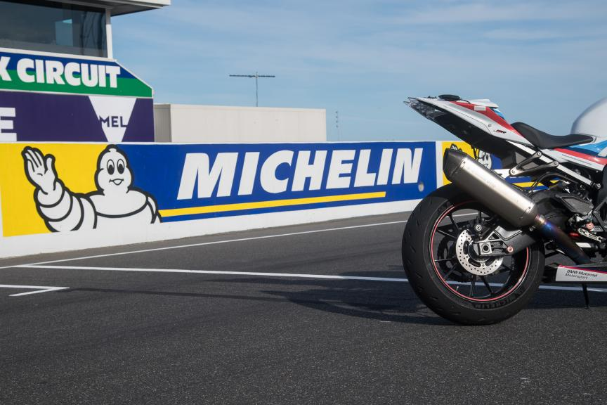 BMW - Michelin