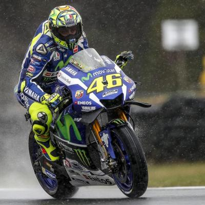Rossi penalised after FP1 tyre mistake