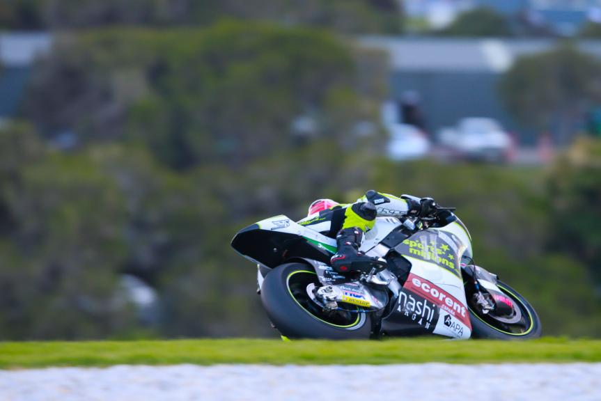 Jesko Raffin, Sports-Millions-EMWE-SAG, Michelin® Australian Motorcycle Grand Prix
