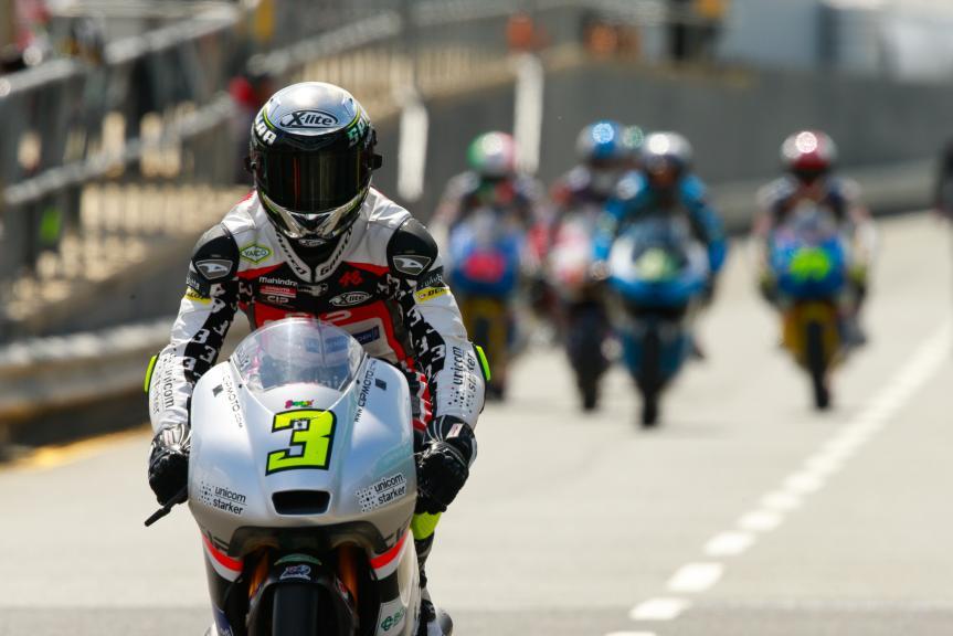 Fabio Spiranelli, Fabio Spiranelli, CIP Unicom Starker, Michelin® Australian Motorcycle Grand Prix