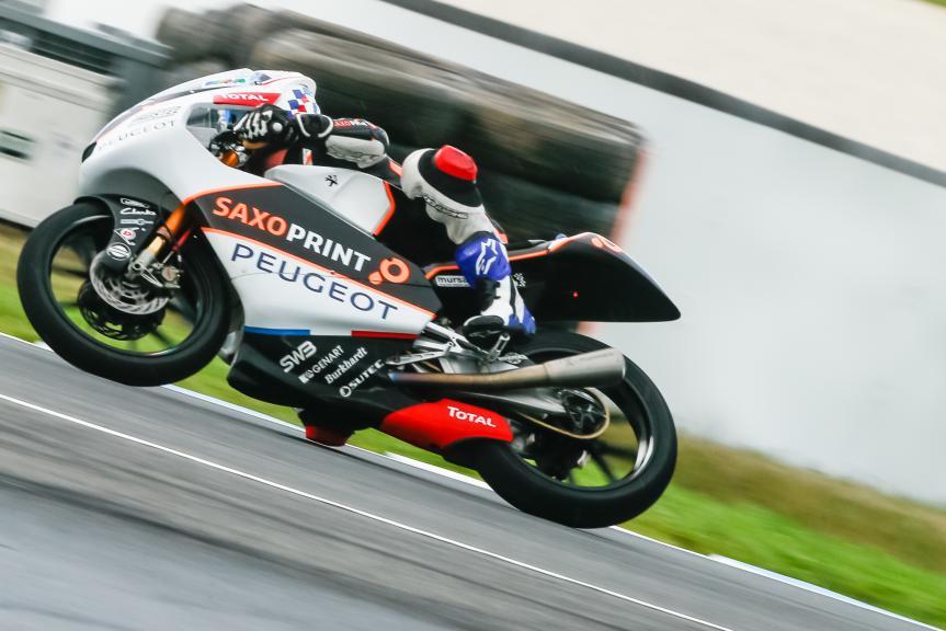 John Mcphee, Peugeot MC Saxoprint, Michelin® Australian Motorcycle Grand Prix