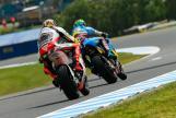 Lorenzo Baldassarri, Forward Team and Franco Morbidelli, Estrella Galicia 0,0 Marc VDS, Michelin® Australian Motorcycle Grand Prix