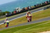 Lorenzo Baldassarri, Forward Team and Remy Gardner, Tasca Racing Scuderia, Michelin® Australian Motorcycle Grand Prix