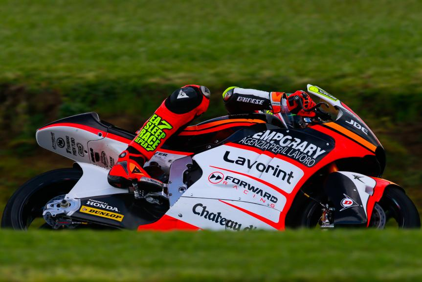 Lorenzo Baldassarri, Forward Team, Michelin® Australian Motorcycle Grand Prix