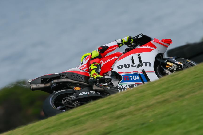 Hector Barbera, Ducati Team, Michelin® Australian Motorcycle Grand Prix