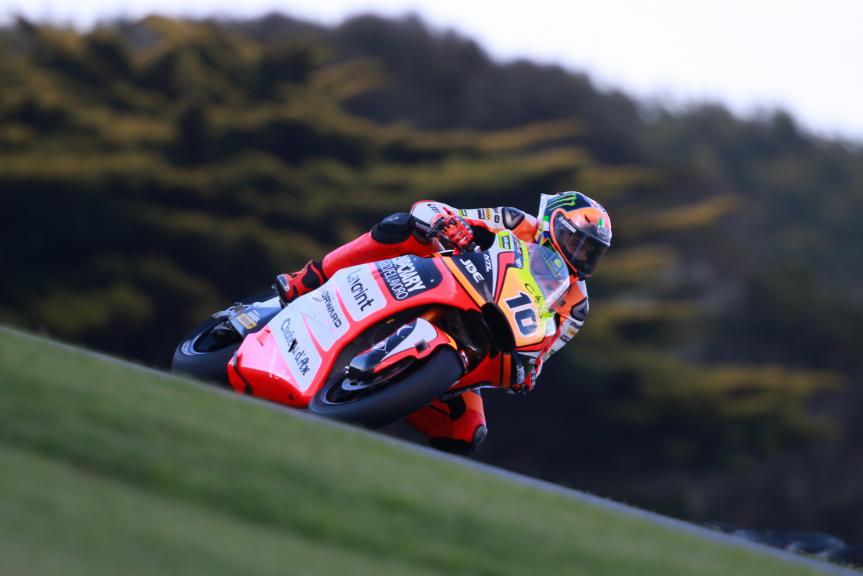 Luca Marini, Forward Team, Michelin® Australian Motorcycle Grand Prix