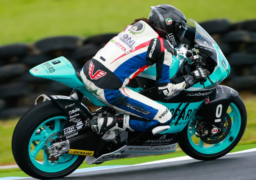 Alessandro Nocco, Leopard Racing, Michelin® Australian Motorcycle Grand Prix