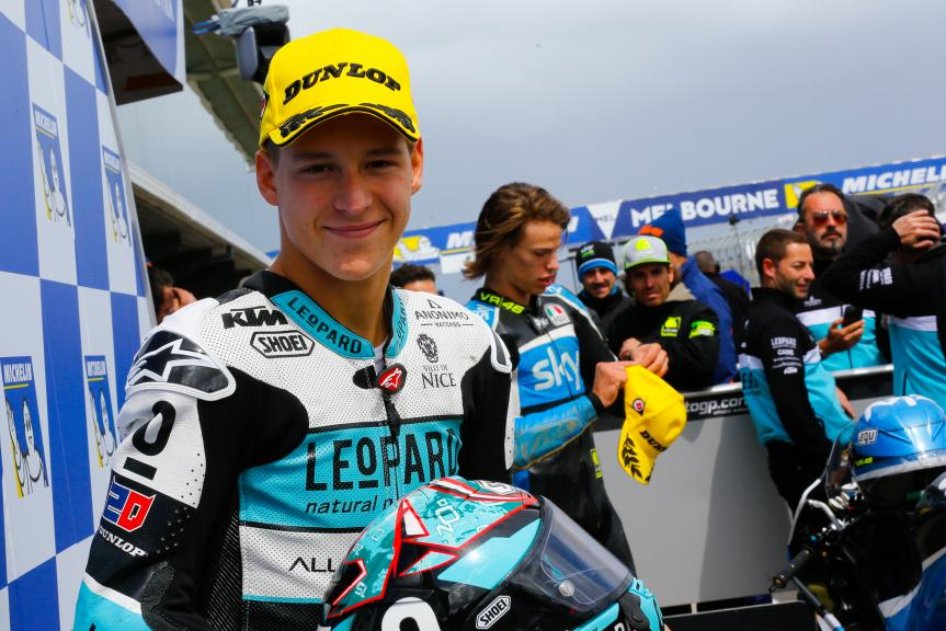 Fabio Quartararo, Leopard Racing, Michelin® Australian Motorcycle Grand Prix