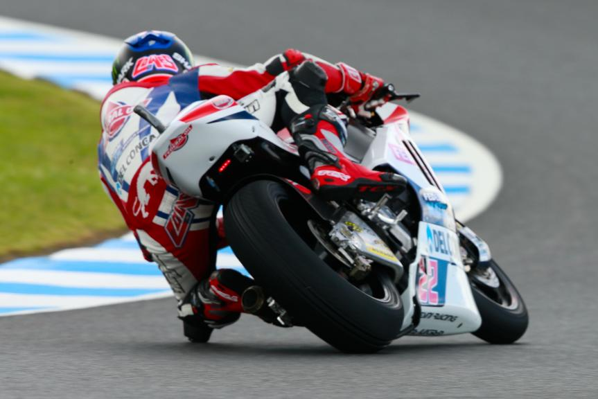 Sam Lowes, Federal Oil Gresini Moto2, Michelin® Australian Motorcycle Grand Prix