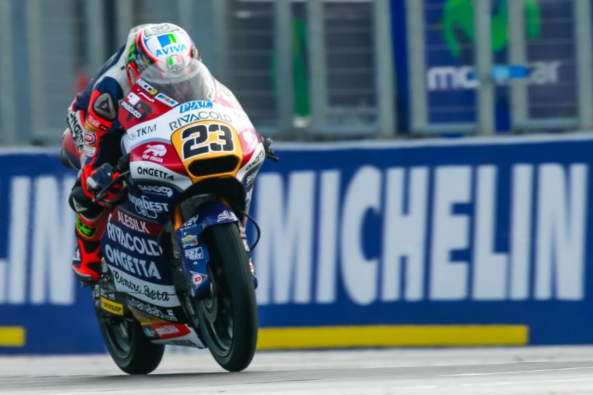 Niccolò Antonelli, Ongetta-Rivacold, Michelin® Australian Motorcycle Grand Prix
