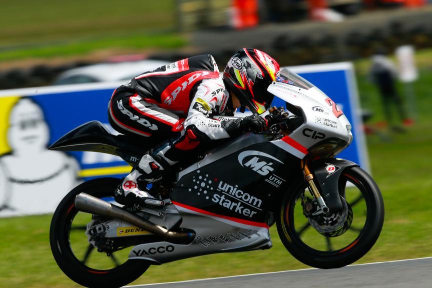Tatsuki Suzuki, CIP-Unicom Starker, Michelin® Australian Motorcycle Grand Prix