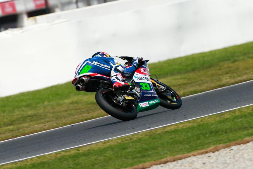 Enea Bastianini, Gresini Racing Moto3, Michelin® Australian Motorcycle Grand Prix