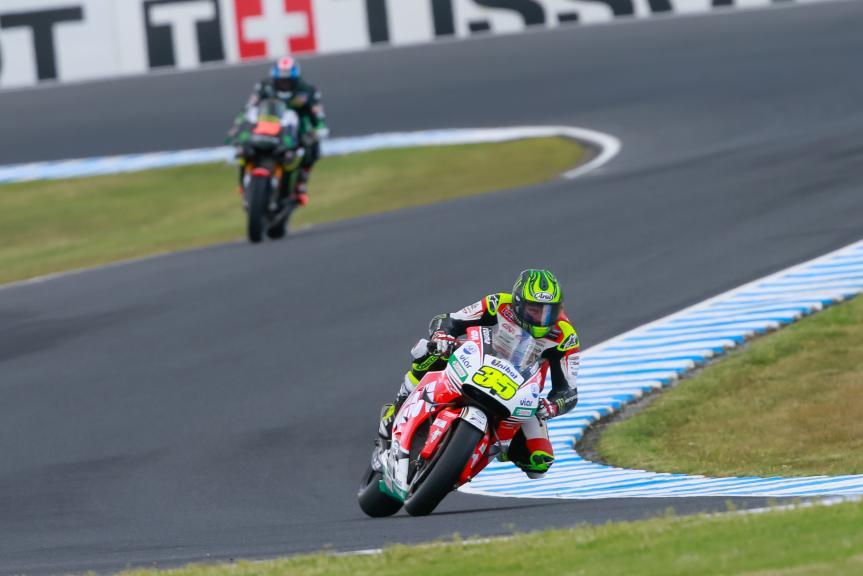 Cal Crutchlow, LCR Honda, Michelin® Australian Motorcycle Grand Prix