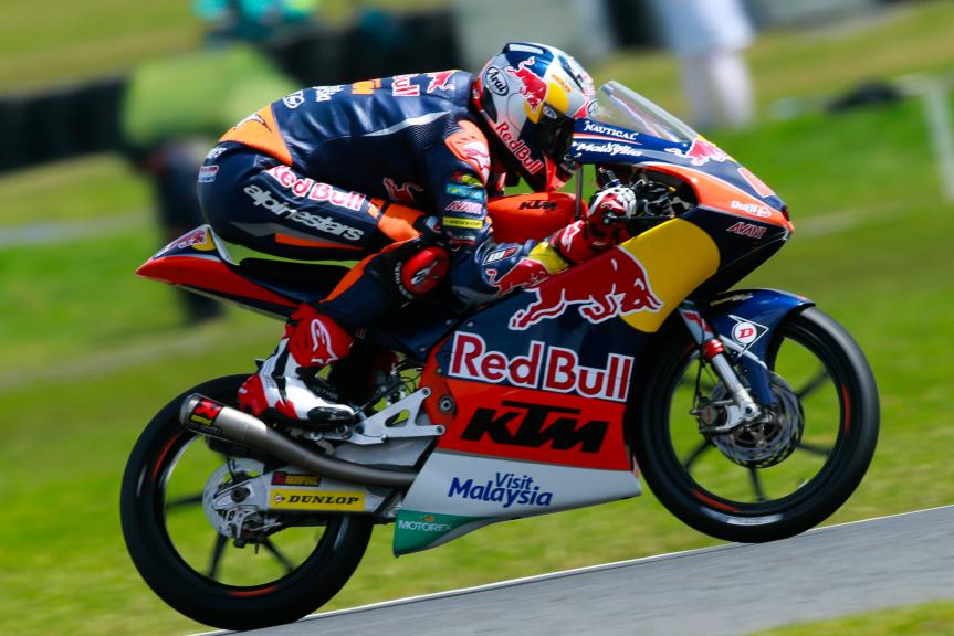 Bo Bendsneyder, Red Bull KTM Ajo, Michelin® Australian Motorcycle Grand Prix