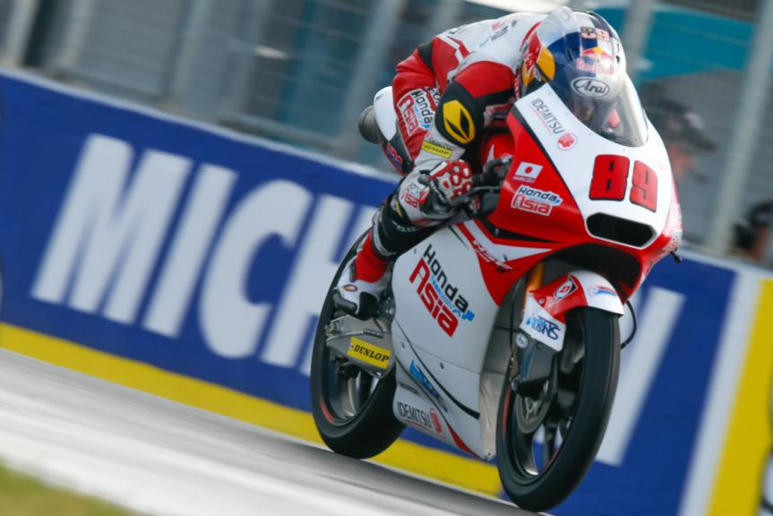 Khairul Idham Pawi, Honda Team Asia, Michelin® Australian Motorcycle Grand Prix