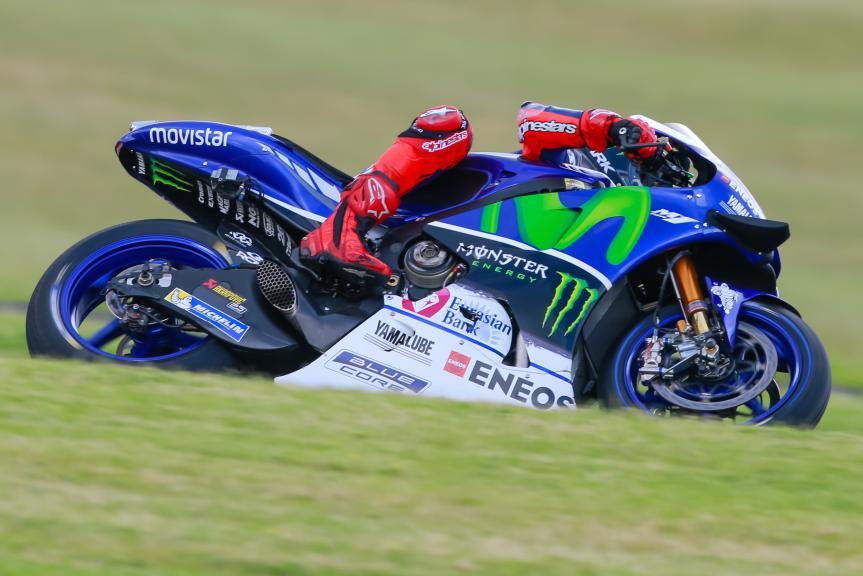 Jorge Lorenzo, Movistar Yamaha MotoGrand Prix, Michelin® Australian Motorcycle Grand Prix