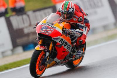FP4 MotoGP™: Hayden mit der Bestzeit