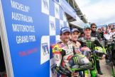 Marc Marquez, Cal Crutchlow, Pol Espargaro, Michelin® Australian Motorcycle Grand Prix