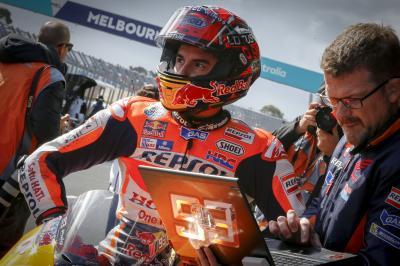 Marquez fährt unschlagbar zur Pole