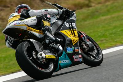 Luthi takes pole as Moto2™ qualifying gets a shake up