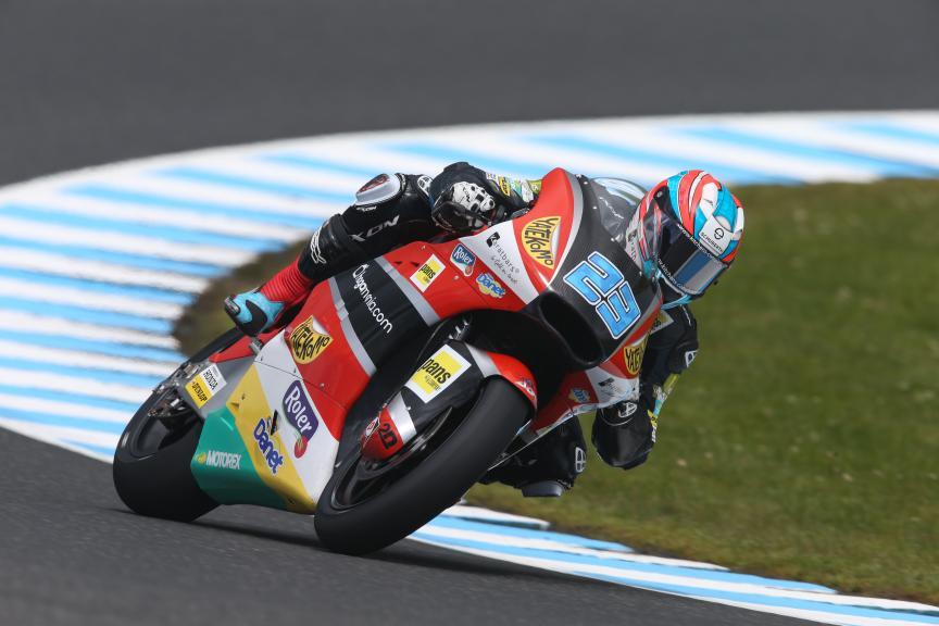 Marcel Schrotter, AGR Team - Australian GP QP