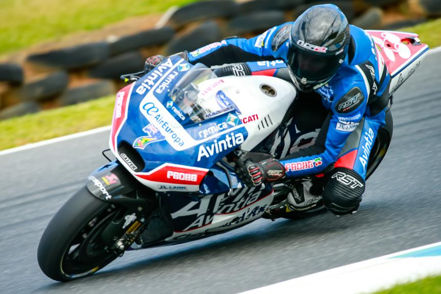 Mike Jones, Avintia Racing, Michelin® Australian Motorcycle Grand Prix