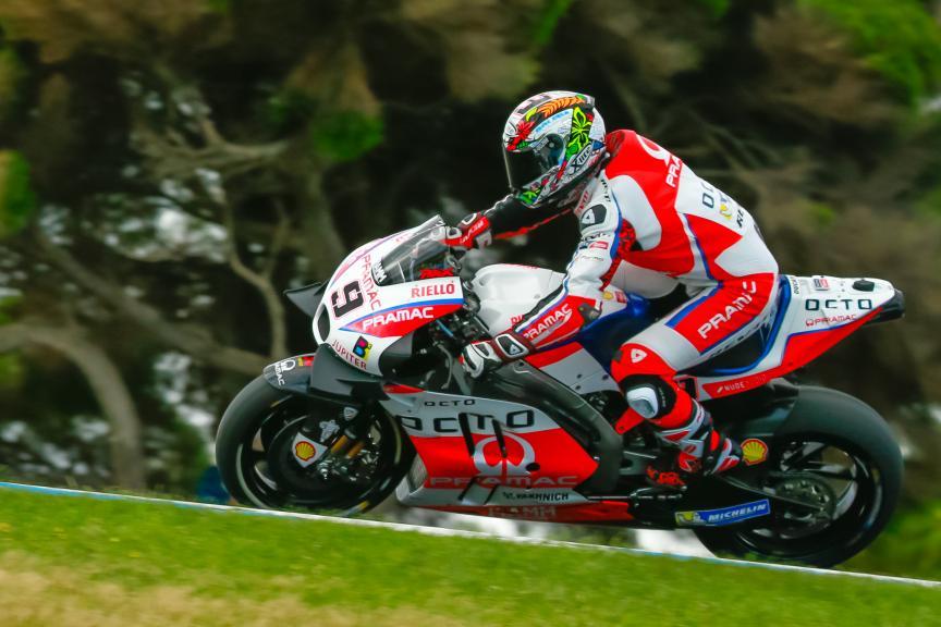 Danilo Petrucci, OCTO Pramac Yakhnich, Michelin® Australian Motorcycle Grand Prix