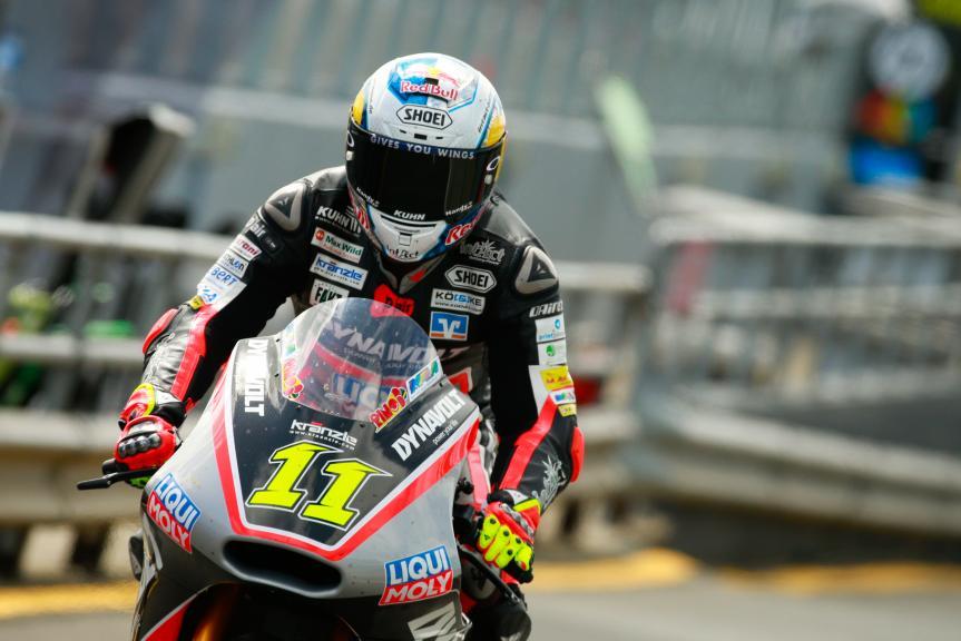 Sandro Cortese, Dynavolt Intact GP, Michelin® Australian Motorcycle Grand Prix