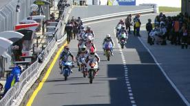 The full Warm Up session for the Moto3™ World Championship at the #AustralianGP.