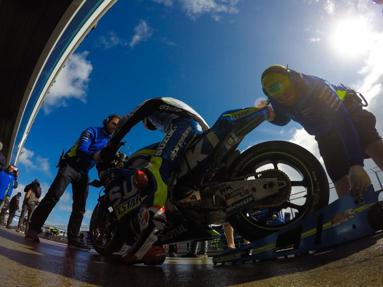 Maverick Viñales, Team SUZUKI ECSTAR, Michelin® Australian Motorcycle Grand Prix