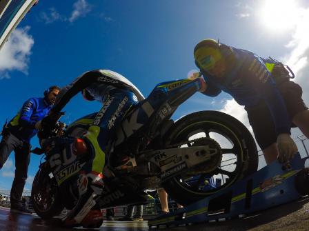 Best shots of Michelin® Australian Motorcycle Grand Prix