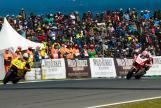 Alex Rins, Paginas Amarillas HP 40 and Takaaki Nakagami, IDEMITSU Honda Team Asia, Michelin® Australian Motorcycle Grand Prix