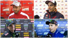The fastest MotoGP™ riders give us feedback on their race results at the #AustralianGP.