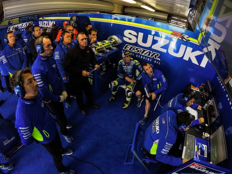 Aleix Espargaro, Team SUZUKI ECSTAR, Michelin® Australian Motorcycle Grand Prix