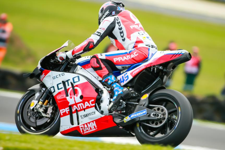 Scott Redding, OCTO Pramac Yakhnich, Michelin® Australian Motorcycle Grand Prix