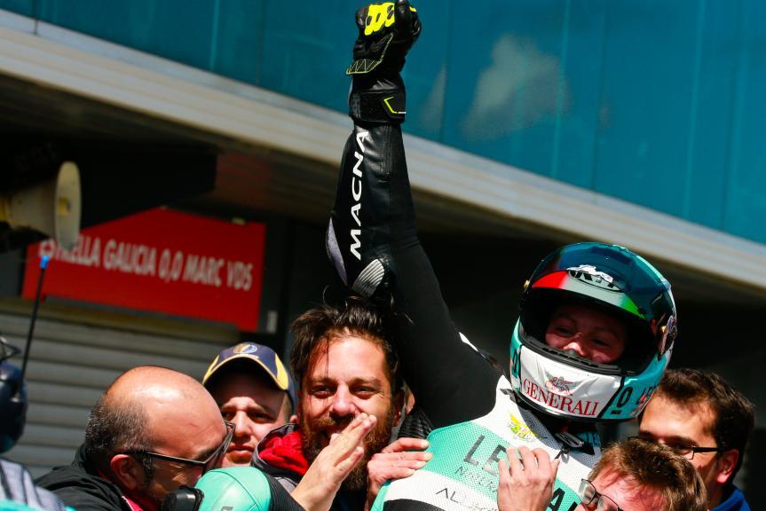 Andrea Locatelli, Leopard Racing, Michelin® Australian Motorcycle Grand Prix