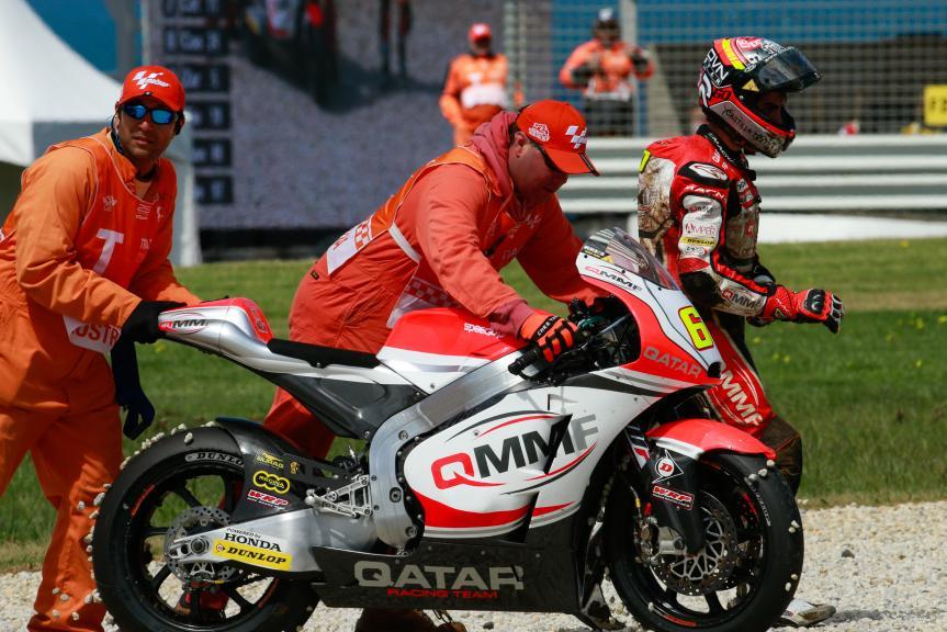 Julian Simon, QMMF Racing Team, Michelin® Australian Motorcycle Grand Prix