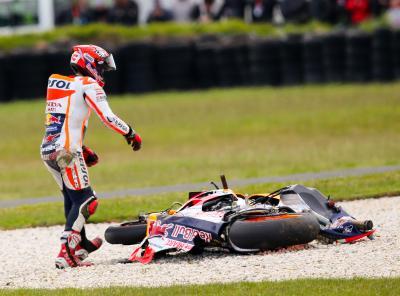 """Marquez: """"Ich habe einen Fehler gemacht"""""""