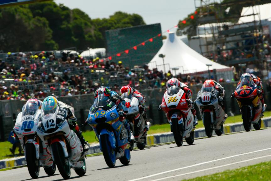 Moto3, Michelin® Australian Motorcycle Grand Prix