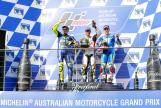 Cal Crutchlow, Valentino Rossi, Maverick Viñales, LCR Honda, Michelin® Australian Motorcycle Grand Prix