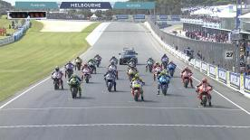 The full race session of the MotoGP™ World Championship at the #AustralianGP.