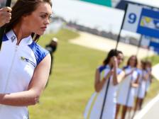 Paddock Girls, Michelin® Australian Motorcycle Grand Prix