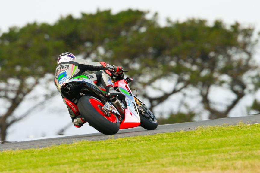 Stefan Bradl, Aprilia Racing Team Gresini, Michelin® Australian Motorcycle Grand Prix