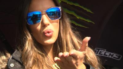 #AustralianGP: パドックガール