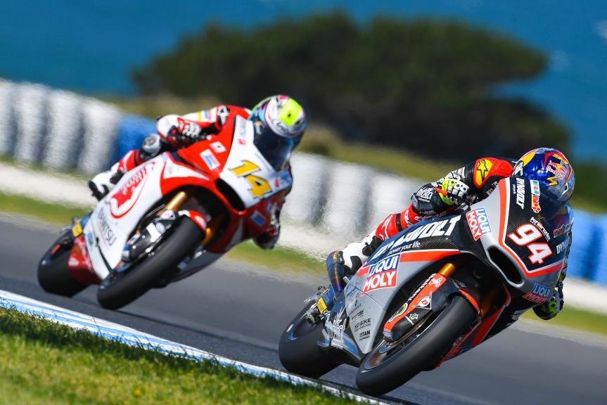 Jonas Folger, Dynavolt Intact GP, Michelin® Australian Motorcycle Grand Prix