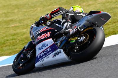 Zarco Champion du Monde Moto2™ à Sepang si…