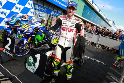 Crutchlow: the wizard of Oz