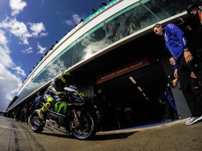 Rossi : « L'une des courses les plus dures de la saison »