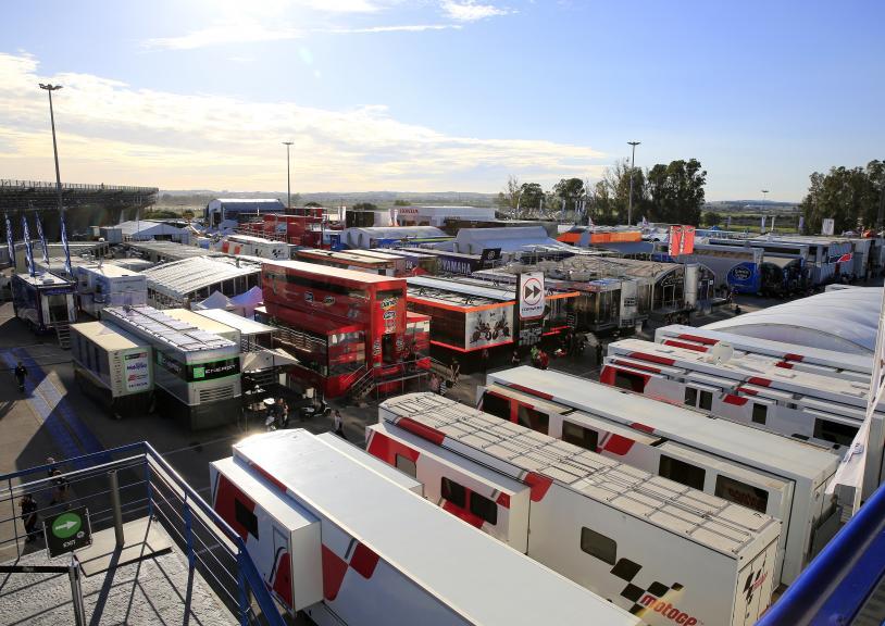 Dorna Trucks_Dorna_Jerez